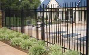 Как правильно сделать металлический сварной забор
